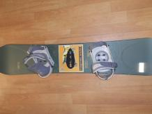 Snowboard Generics Global 150cm | Snowboardy